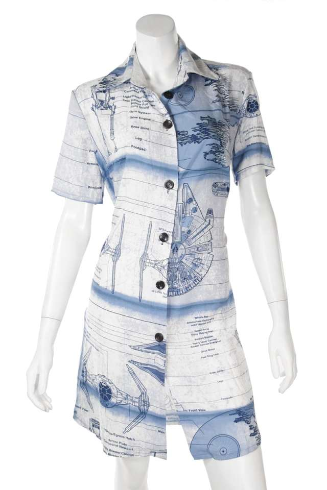 Star Wars Shirt Dress