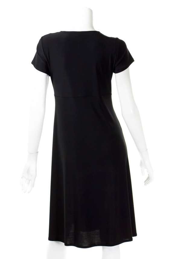 Black Key Hole Dress