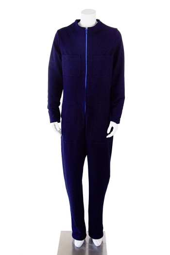 Indigo Denim Coveralls