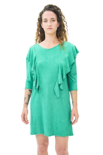 Green Lennox Dress