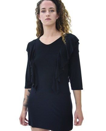 Black Lennox Dress