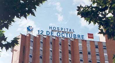 Aluvión de altas en el Hospital 12 de Octubre por falta de camas