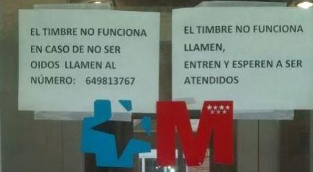Precaria situación de los Servicios de Atención Rural de Madrid