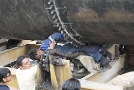 El 35,4% de los accidentes laborales se produce en trabajadores noveles