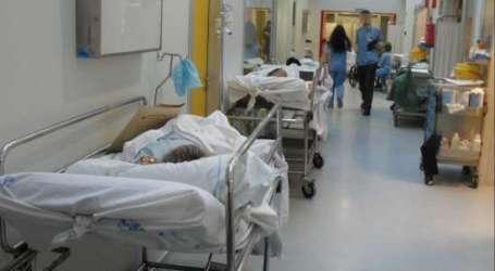 Colapso en las Urgencias del Hospital Clínico San Carlos
