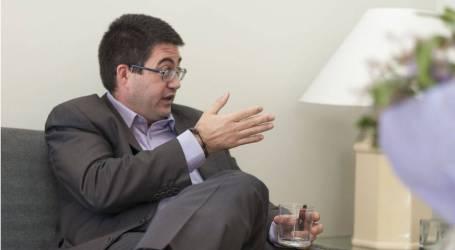"""Sánchez Mato: """"Si tuviéramos voluntad política, habríamos municipalizado la recogida de basuras"""""""