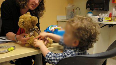 """Los pediatras alertan de que las condiciones en las que se atiende a los niños en Atención Primaria """"son cada vez peores"""""""
