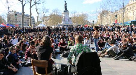Las trabajadoras francesas pararon para visibilizar la brecha salarial