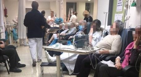 Así trabajan en las urgencias del hospital de La Paz