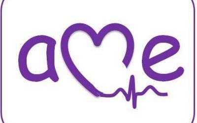 Logo de AME