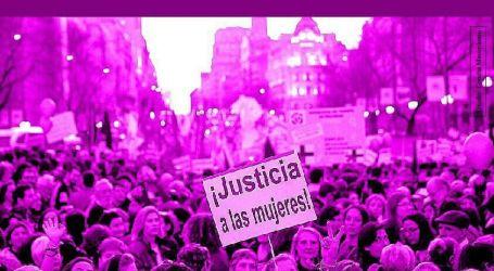 MARCHA ESTATAL CONTRA LAS VIOLENCIAS MACHISTAS. 25 MAYO 19.00 horas