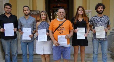 El Gobierno aplica la Ley Mordaza a cuatro concejales del Ayuntamiento de Sevilla por apoyar una protesta laboral