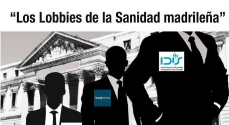 Informe sobre los lobbies en la contratación pública de Sanidad