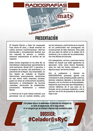 Boletín de las trabajadoras y trabajadores del RyC