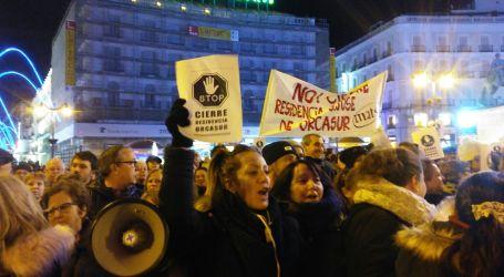 Manifestación San José