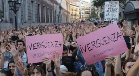 JUICIO A LA MANADA: LAS MUJERES NO SOMOS CIUDADANAS DE SEGUNDA