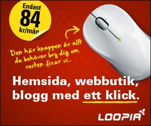 Loopia domän namn och webb hotell
