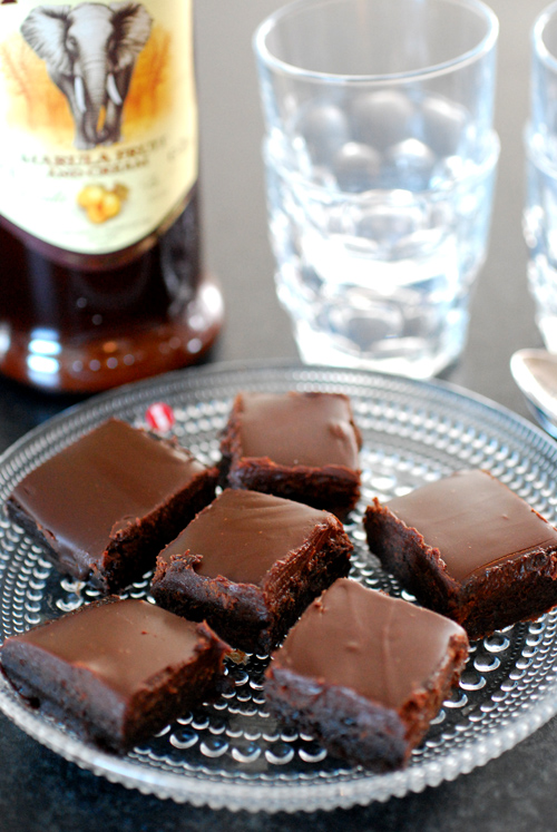 Amarula Brownies