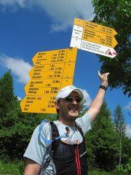 Trailrunning in der Schweiz