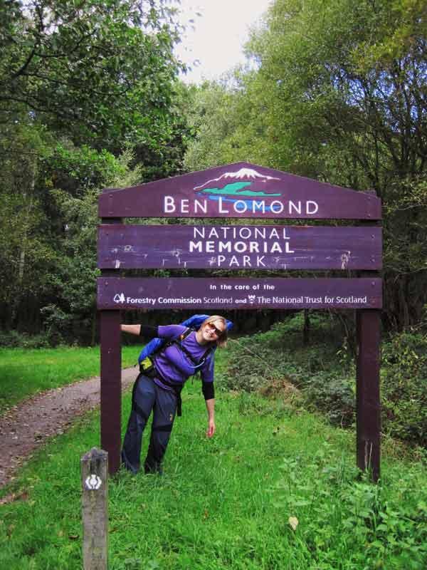 Fernwanderweg West Highlands