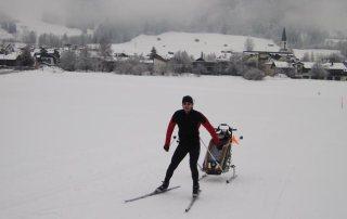 Chariot Skiset Skating