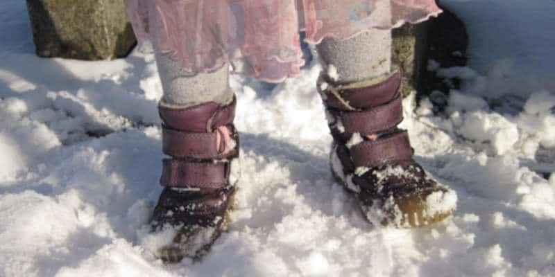 Winterschuhe Langzeit-Test: Bisgaard Stiefel für Kinder