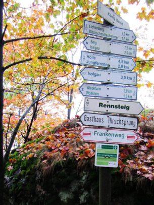 Wanderwegenetz_Frankenwald-Bayern-Thüringen