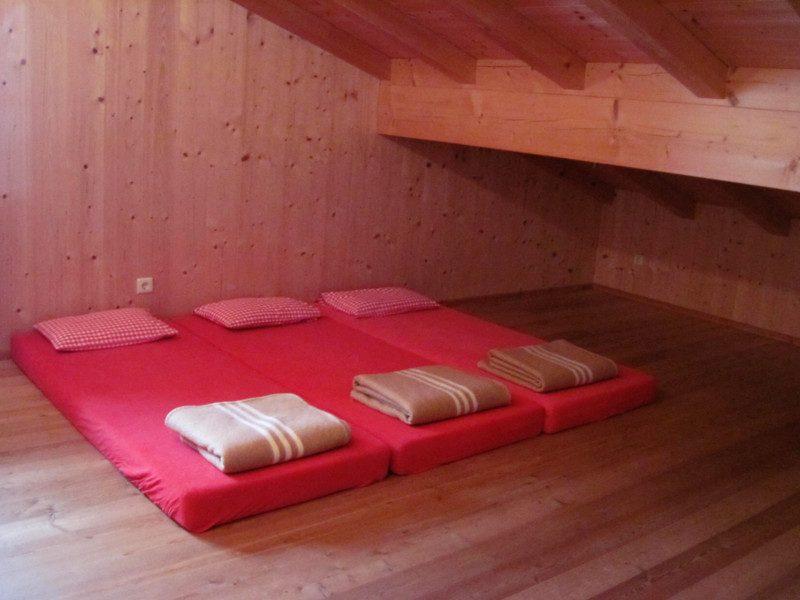 Luxus-Matratzenlager als eigenes Zimmer