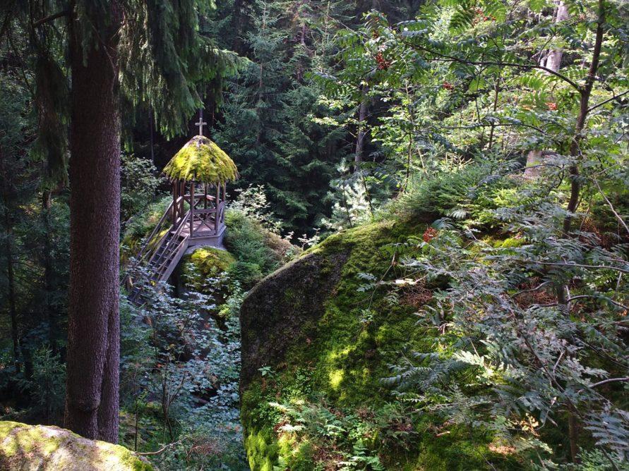 Zauberwelten im Felsenlabyrinth