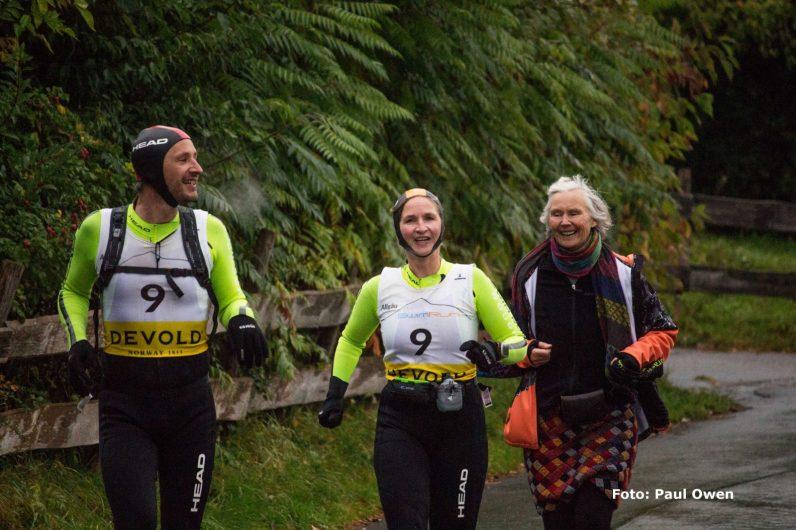 trotz Kälte und Regen ist der Allgäu SwimRun eine absolutes Erlebnis für alle Teilnehmer