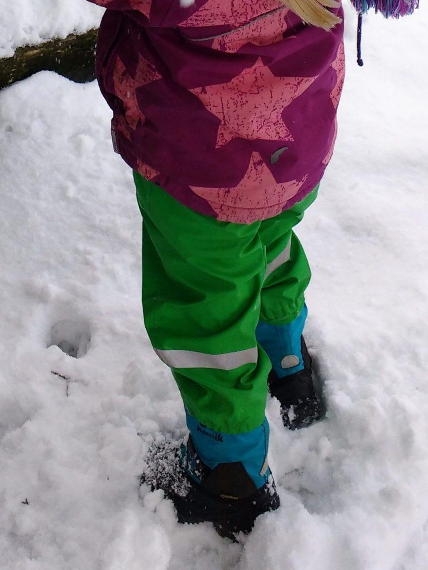 KAMIK Waterbug 5G warmer und robuster Winterschuh für Kinder
