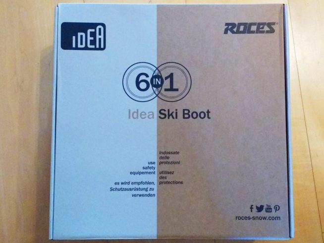Roces Idea Skiboot