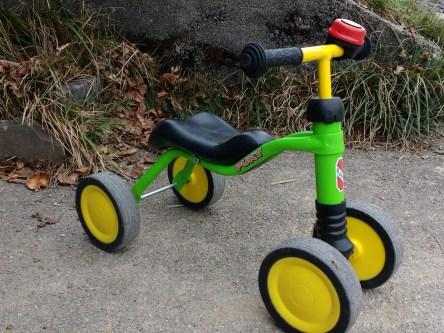 Kinder Laufrad Puky Wutsch für Einsteiger