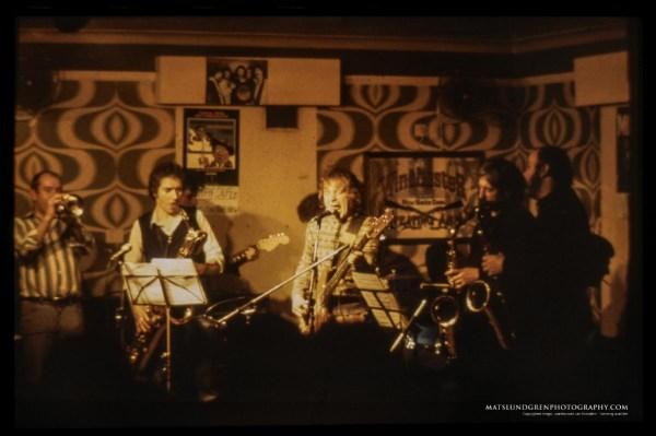Jack Bruce med Rocket 88 1980. cMatsLundgren.se