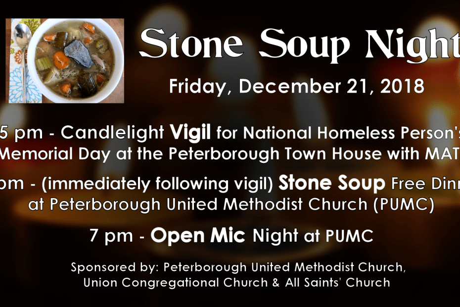 Stone Soup Night