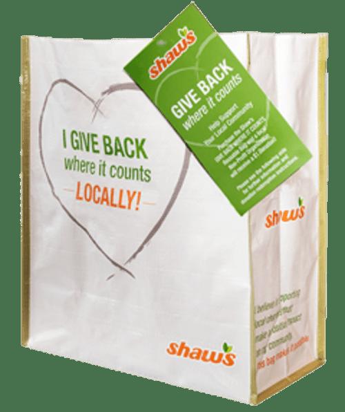 Give back bag