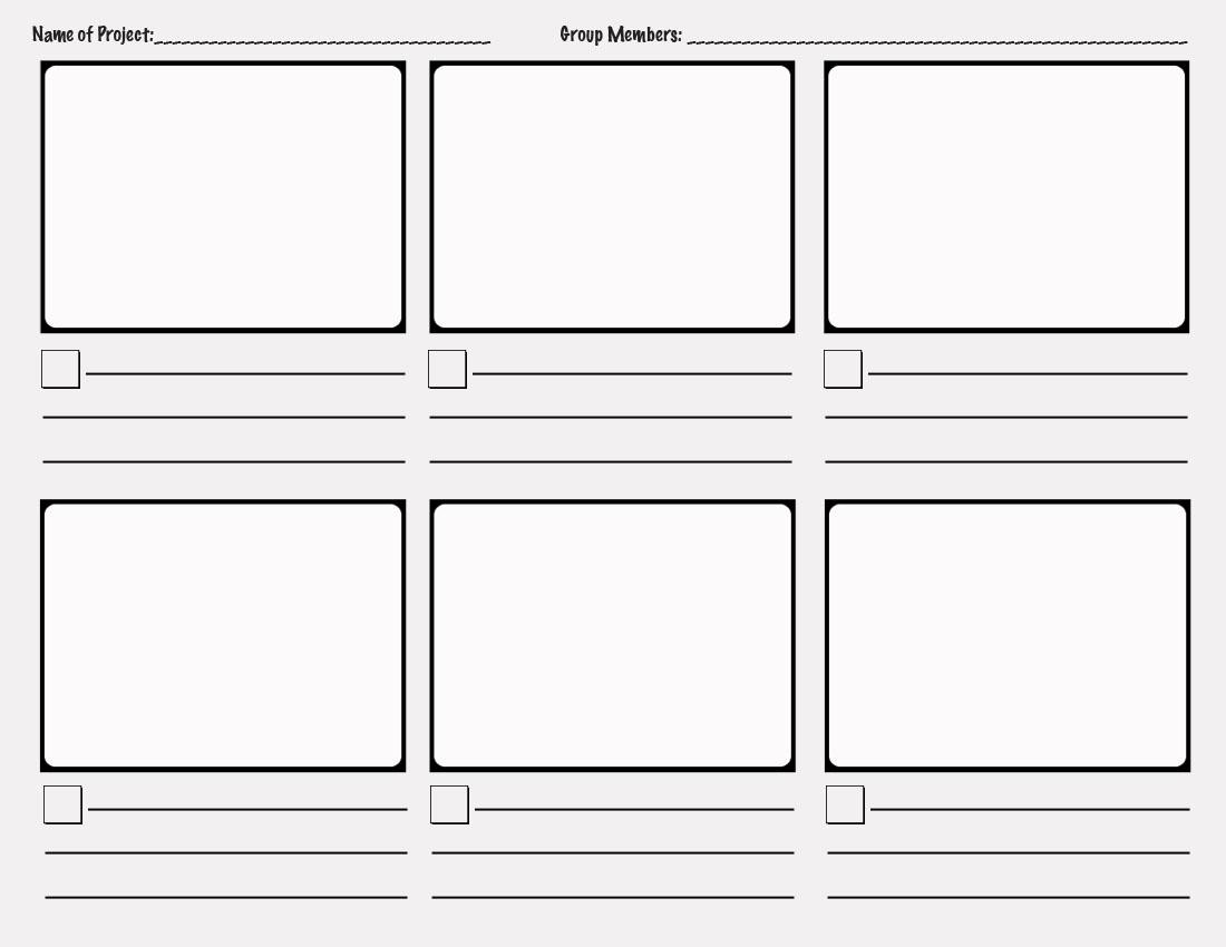 Image result for storyboard