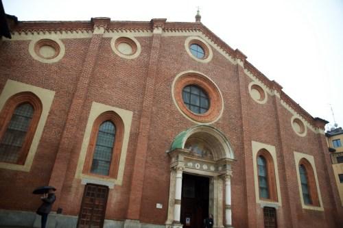 サンタ・マリア・デッレグラチィエ教会