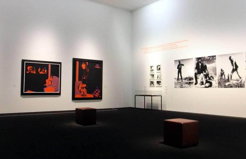 シュトゥットガルト国立美術館、特別展示スペース、2020.07.04. © Matsuda Masahiro