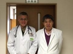 濵﨑 茂敏先生です。