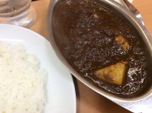 2016-05-04 18.50.25 Food Indian Corma Curry Delhi Ueno Tokyo