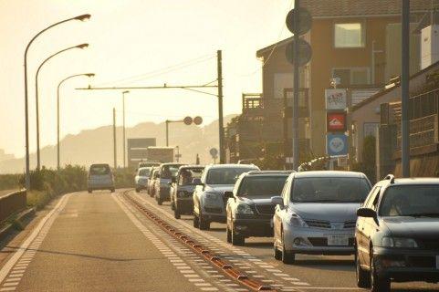 ラッシュ時に車を運転すると質の悪い運転手に付き合わないといけない。