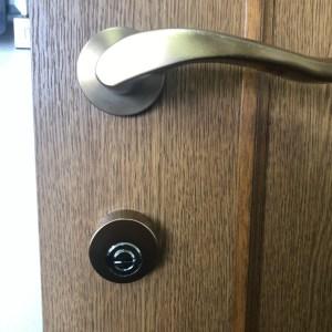 GIKENの室内錠交換