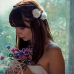 ウエディングの花嫁