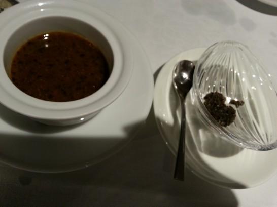 箱根ハイランドホテルのディナー (9)