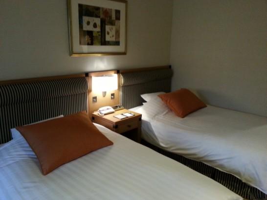 箱根ハイランドホテルの客室 (3)