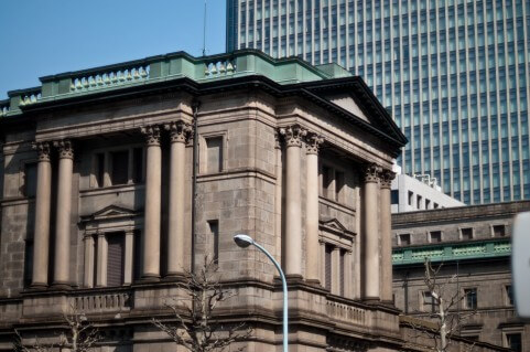 日本銀行(日銀)