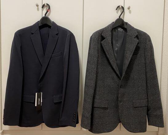 Rakuten Fashionで購入したジャケット