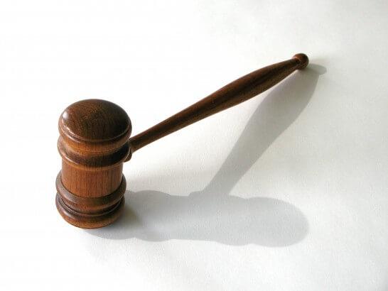弁護士の小道具