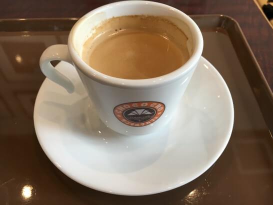 サンマルク・カフェのコーヒー